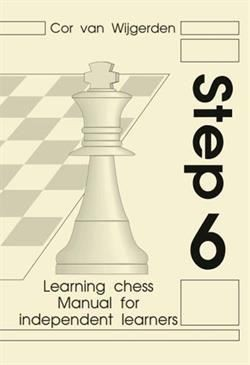 Learning chess step 6 - manual