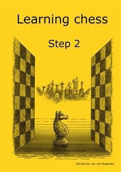 Learning chess step 2 - workbook