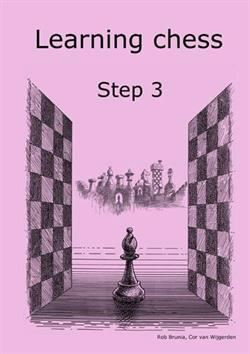 Learning chess step 3 - workbook