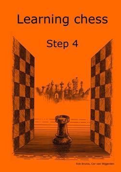 Learning chess step 4 - workbook