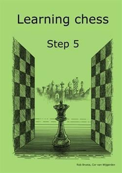 Learning chess step 5 - workbook