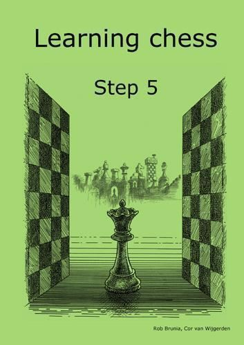Arbejdsbog Learning chess step 5