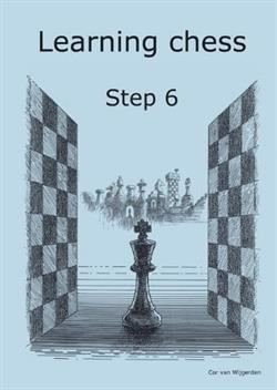 Learning chess step 6 - workbook